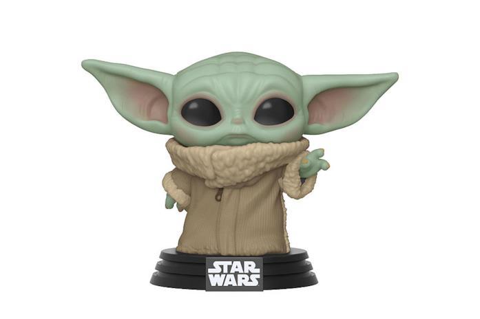 Baby Yoda Funko Pop