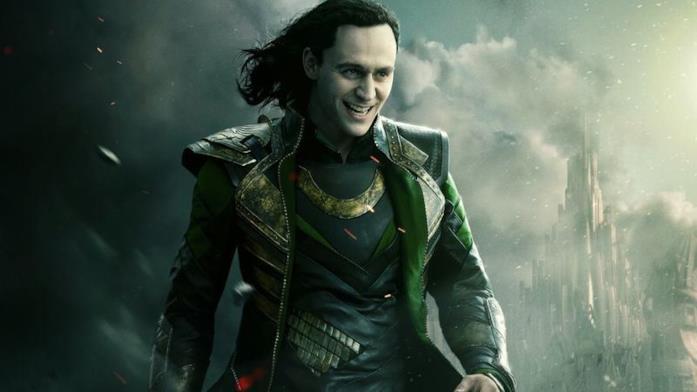 Loki in una scena di Thord: The Dark World