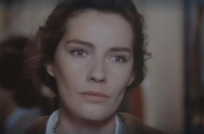 Patricia Millardet è Silvia Conti ne La Piovra