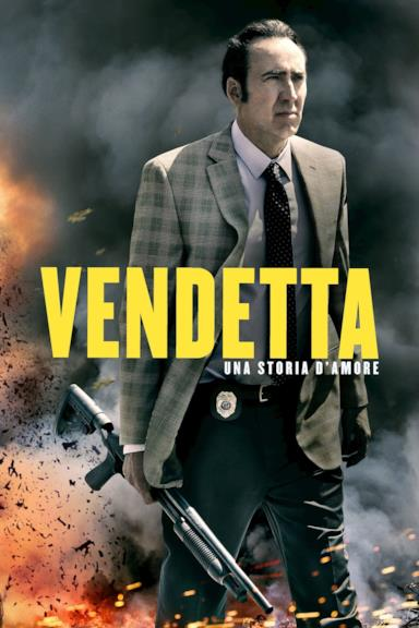 Poster Vendetta - Una storia d'amore