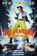 Poster Ace Ventura - Missione Africa