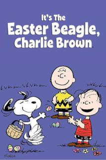 Poster It's the Easter Beagle, Charlie Brown