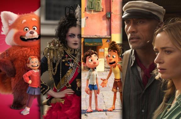 Tutti i film Disney in uscita al cinema e su Disney+ fino al 2022 (e oltre)