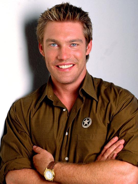 Francis Gage, giovane Texas Ranger