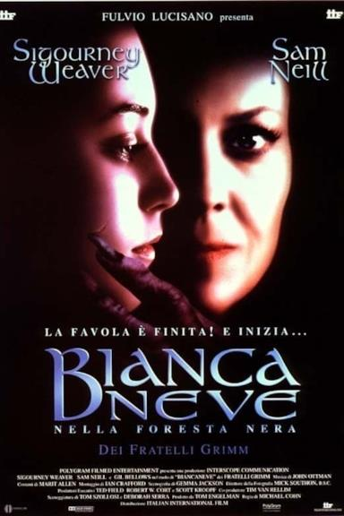 Poster Biancaneve nella Foresta Nera