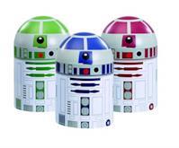 Funko SW00706 Star Wars Set di Barattoli da Cucina, Acciaio Inossidabile, Bianco, 3 unità