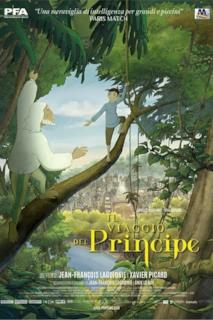 Poster Il viaggio del principe