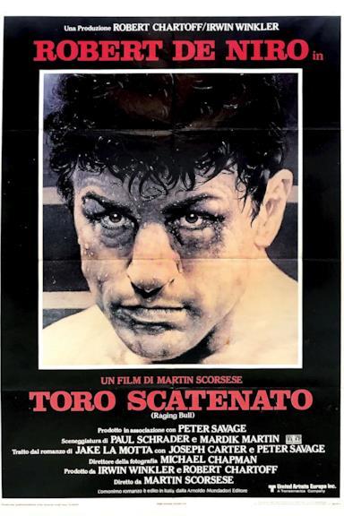 Poster Toro scatenato