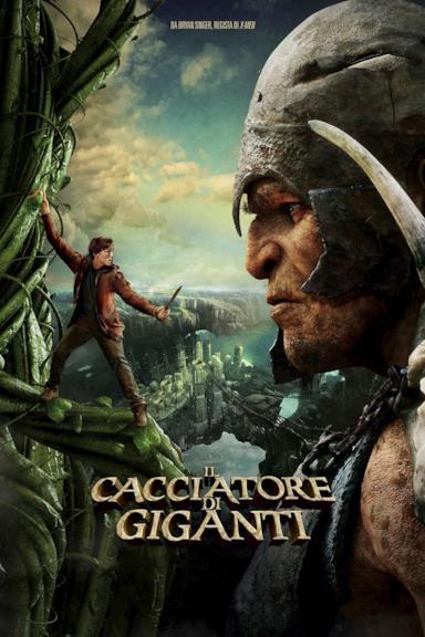 Poster Il cacciatore di giganti