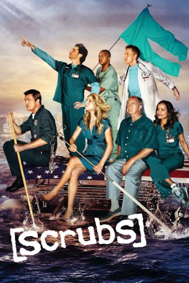 Poster Scrubs - Medici ai primi ferri
