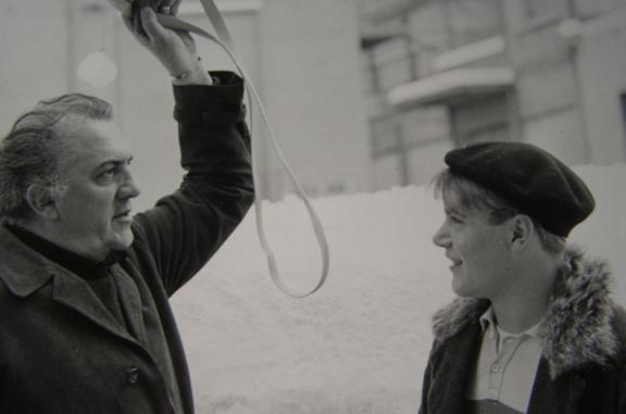 Come iniziare a ri(scoprire) Federico Fellini