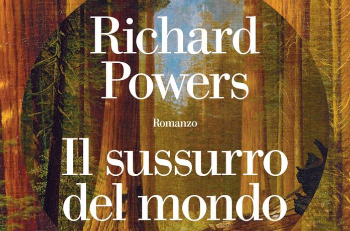 La copertina del romanzo Il sussurro del mondo