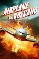 Poster Airplane vs. Volcano
