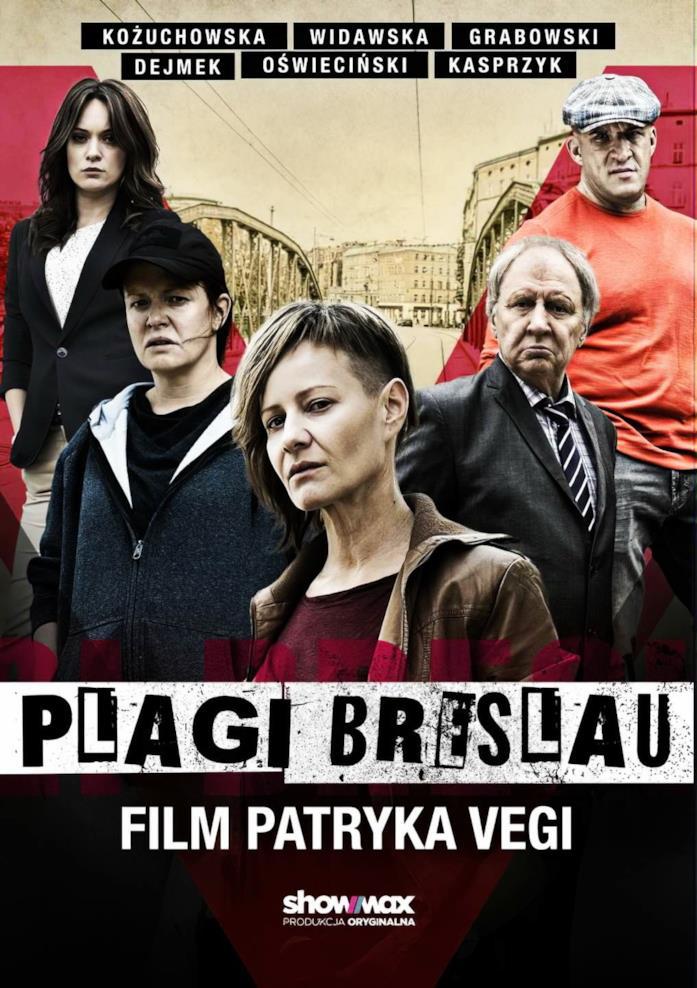 Il poster de I flagelli di Breslavia