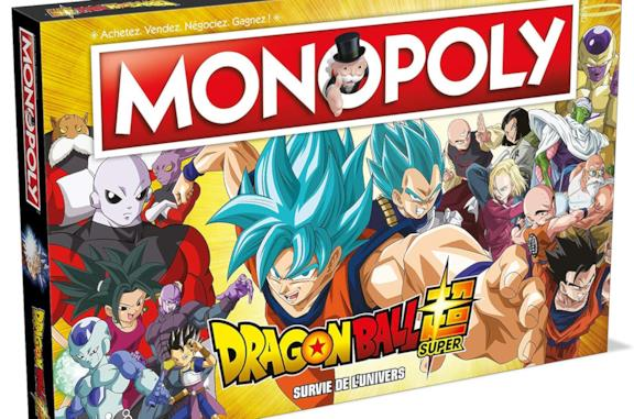 Monopoli Dragon Ball Super
