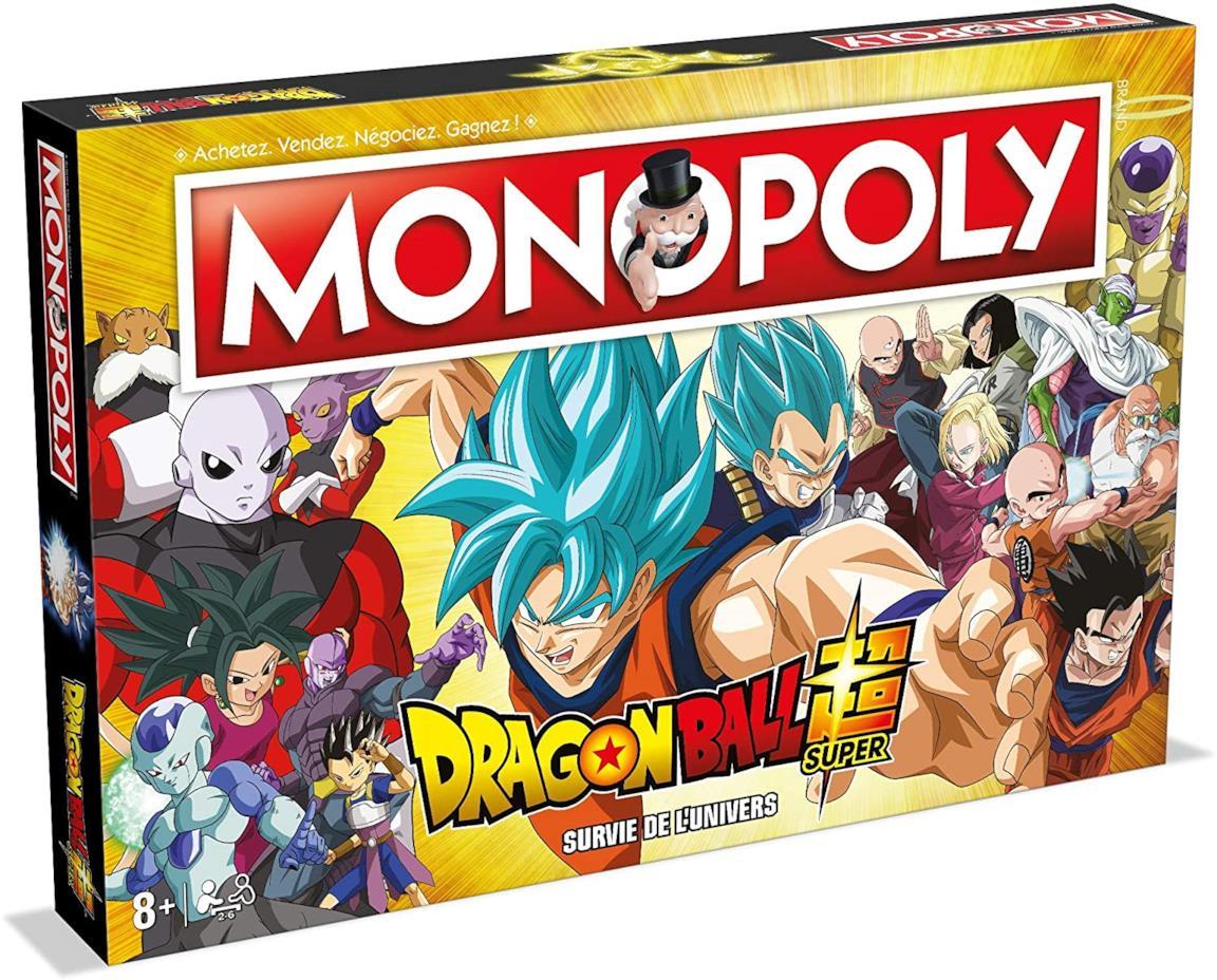 Monopoli Dragon Ball Super