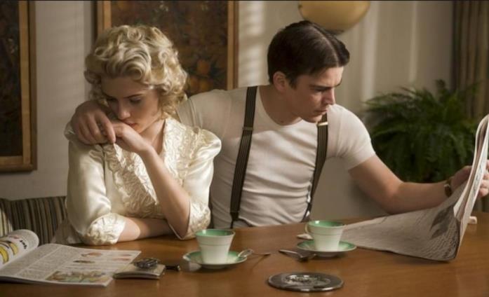Una scena di Black Dahlia