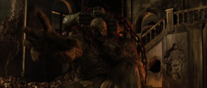 Scontro finale con Abominio L'incredibile Hulk