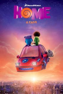 Poster Home - A casa