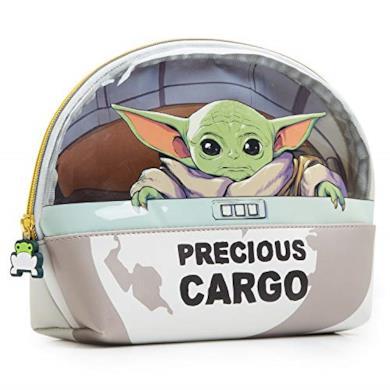 Baby Yoda Beauty Case Uomo E Donna