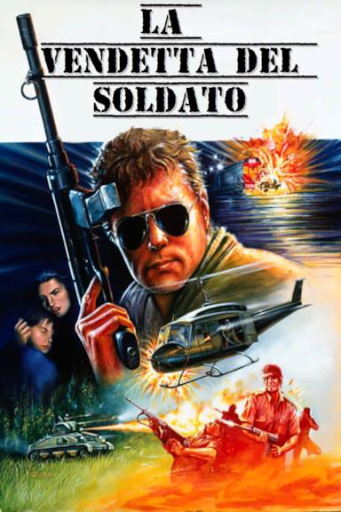 Poster La vendetta del soldato
