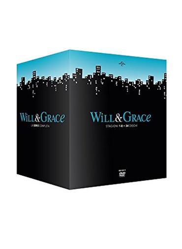 Cofanetto DVD di Will & Grace - Stagioni 1-8