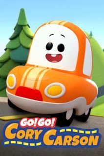 Poster Go! Go! Cory Carson