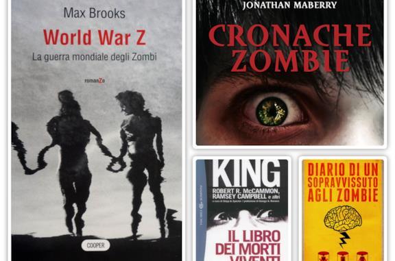 Speciale Zombie sotto l'ombrellone: i 10 migliori libri sui morti viventi