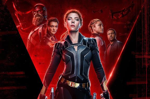 Black Widow a luglio al cinema e su Disney+, novità anche per Crudelia, Luca e Shang-Chi