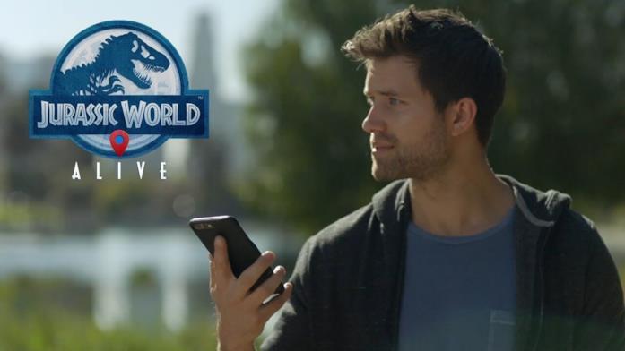 Pokémon GO ispira Jurassic World Alive su dispositivi mobile