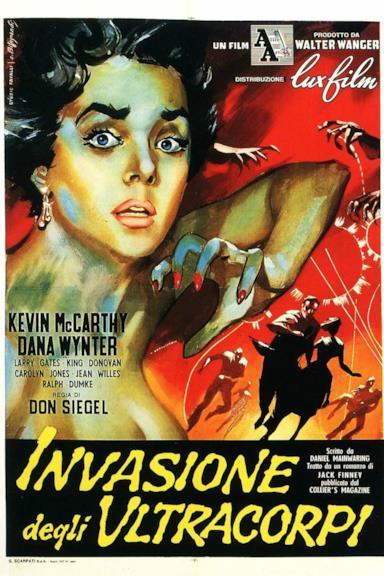 Poster L'Invasione Degli Ultracorpi