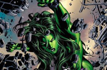 She-Hulk nei fumetti Marvel