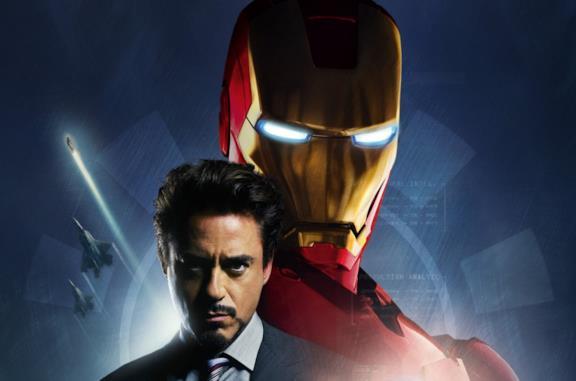 Tony Stark e Iron Man