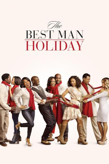 Poster The Best Man Holiday