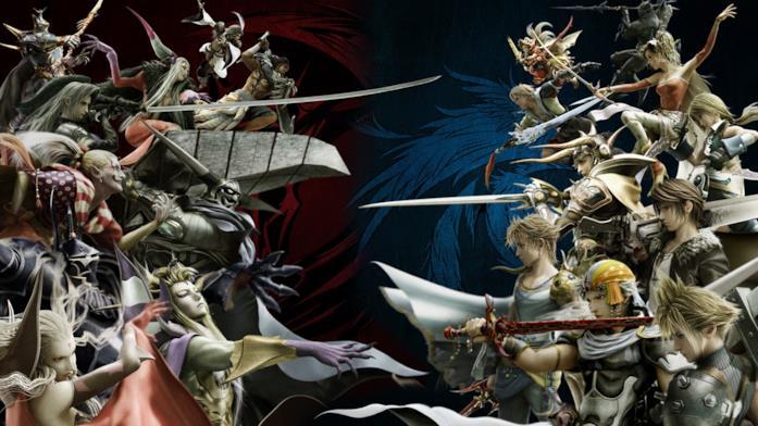 Tutti i personaggi di Dissidia Final Fantasy NT