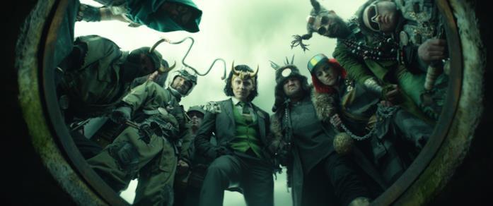 President Loki e i suoi seguaci trovano il nascondiglio delle altre varianti