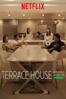 Poster Terrace House: Boys & Girls in the City