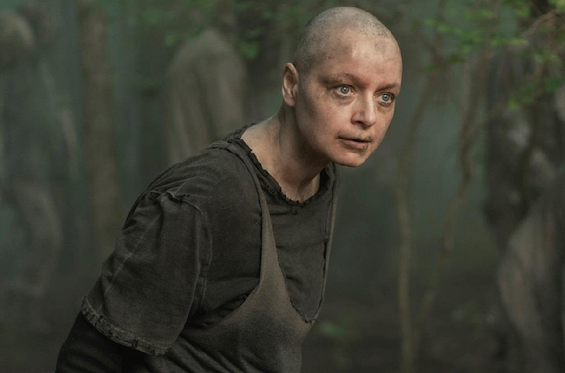 Samantha Morton è Alpha in The Walking Dead
