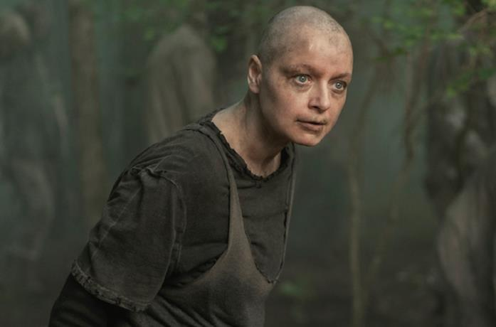 Samantha Morton è Alpha in The Walking Dead