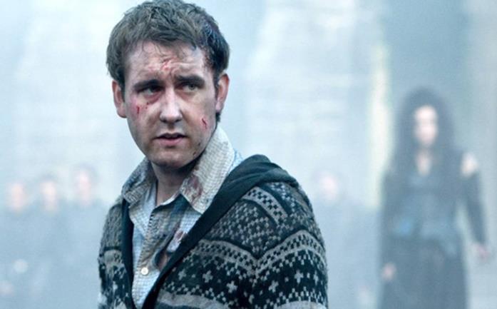 Neville Paciock in Harry Potter