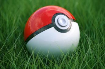 La Poké Ball nel trailer di Pokémon GO