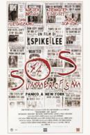Poster S.O.S. Summer of Sam - Panico a New York