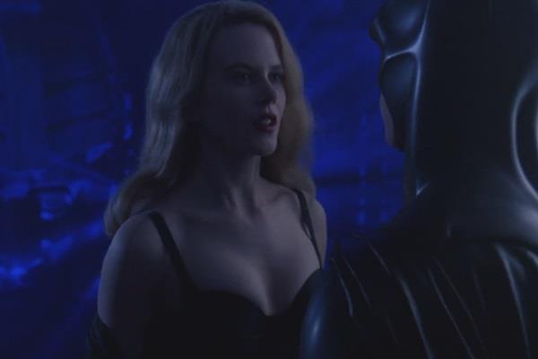 Nicole Kidman in Batman Forever