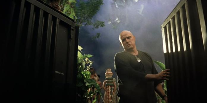 Apocalypse Now Redux: il colonnello Kurtz in piena luce