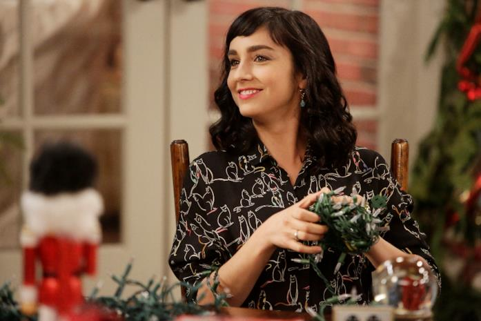 Molly Ephraim è Mandy in L'uomo di casa