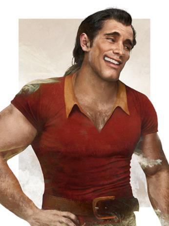 Dal cartoon Disney al mondo reale: Gaston