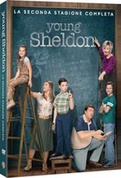 Young Sheldon, Stagione 2  (2 Blu Ray)