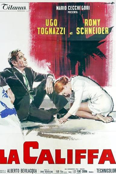 Poster La califfa