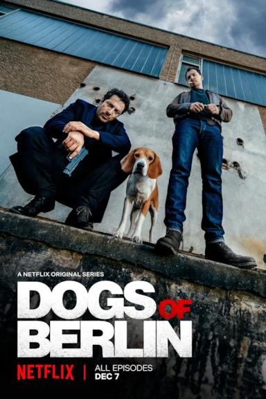 Poster Dogs of Berlin