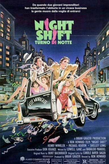 Poster Night Shift - Turno di notte